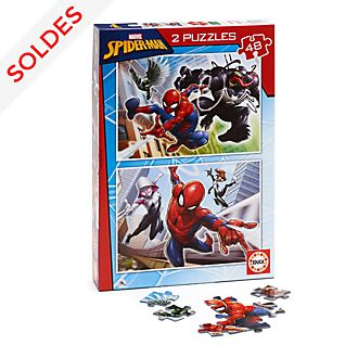 Educa Lot de 2puzzles Spider-Man