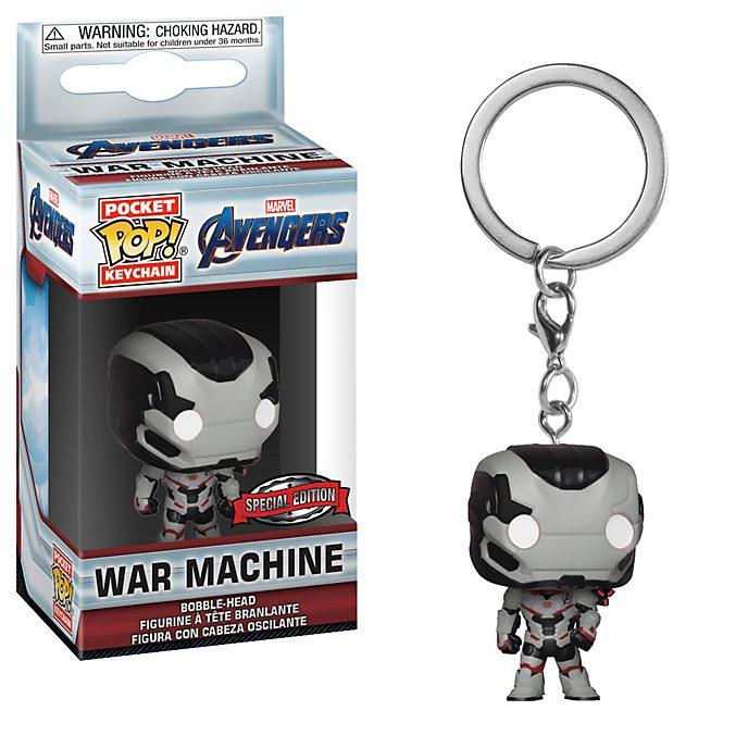 Portachiavi in vinile War Machine serie Pop! di Funko, Avengers: Endgame