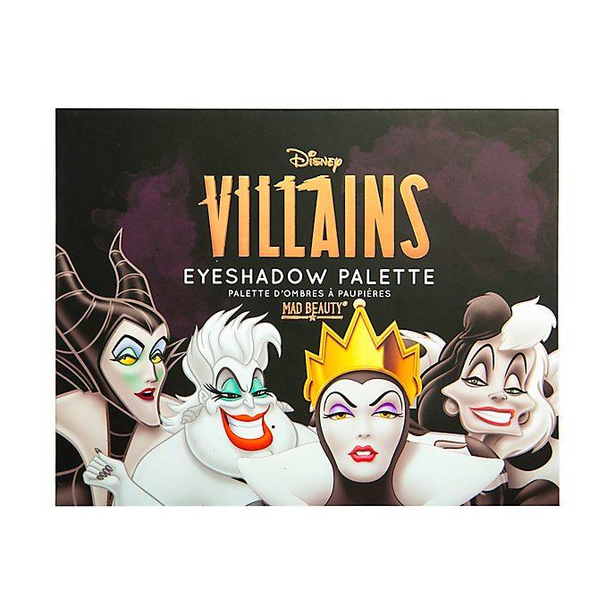 Mad Beauty - Disney Villains - Lidschattenpalette
