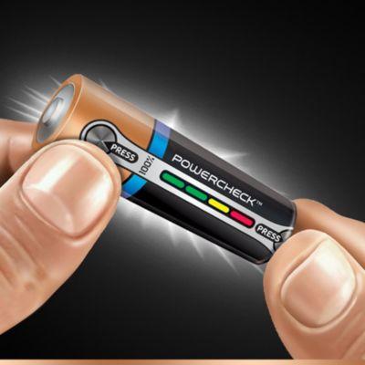 Pilas alcalinas Duracell Ultra Power, tamaño AA, paquete de 4