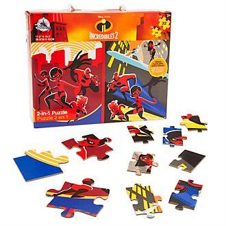 Juego de 2 puzles Los Increíbles 2