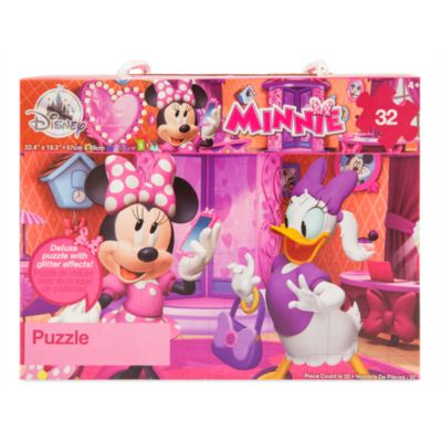 Minnie Mouse 32 Piece Puzzle
