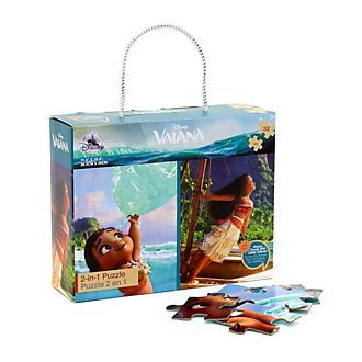Set puzzle 2 in 1 Vaiana