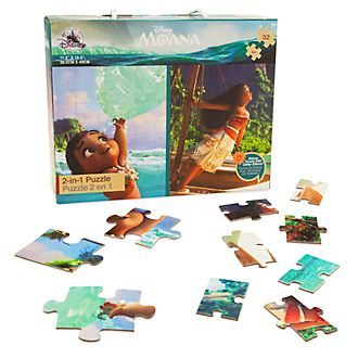 Moana 2-in-1 Puzzle Set