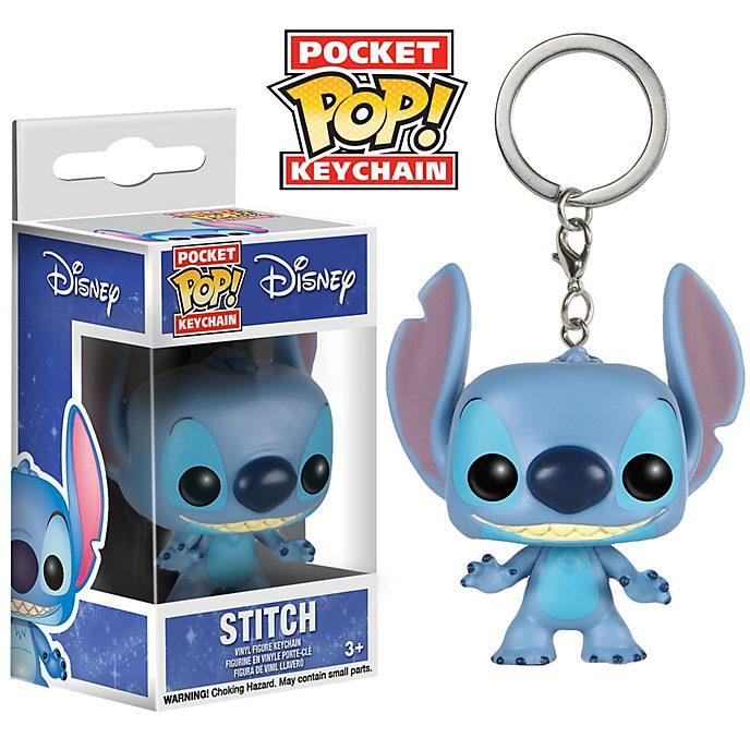 Stitch Pop! Vinyl Figure Keyring by Funko