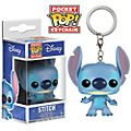 Stitch Pop! Vinyl Figure Keyring by Funko