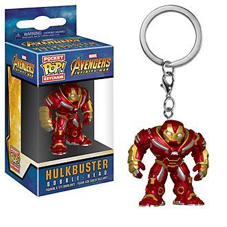 Porte-clés Hulkbuster FunkoPop! en vinyle