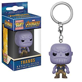 Porte-clés Thanos FunkoPop! en vinyle