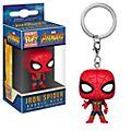 Porte-clés Iron Spider FunkoPop! en vinyle