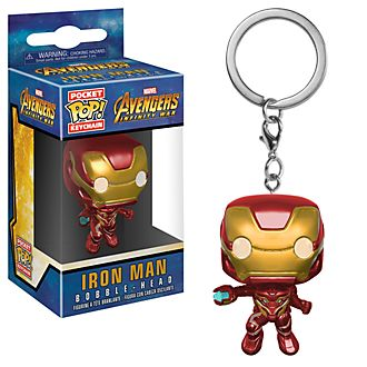 Portachiavi in vinile serie Pop! di Funko, Iron Man