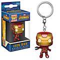 Llavero con figura Pop! de vinilo Iron Man de Funko