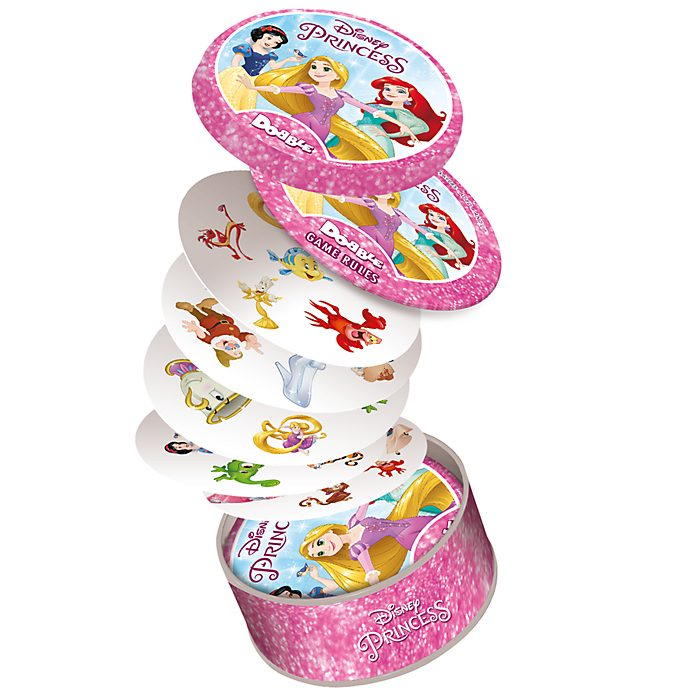 Jeu de cartes Dobble Disney Princesses