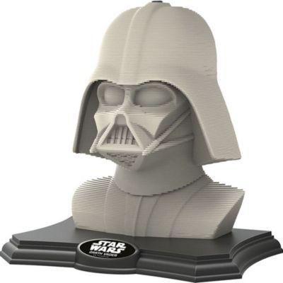 Puzle escultórico 3D Darth Vader