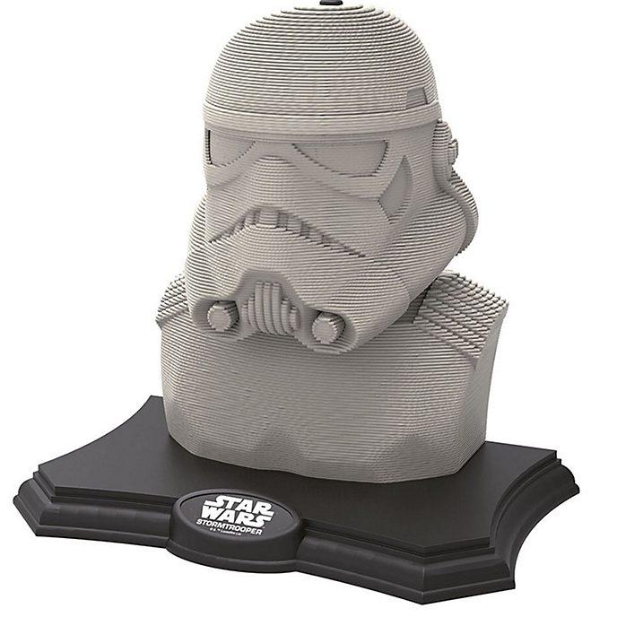 Puzle escultórico 3D soldado imperial