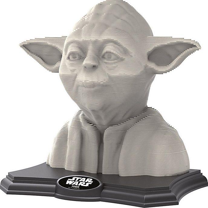 Puzzle 3D Yoda
