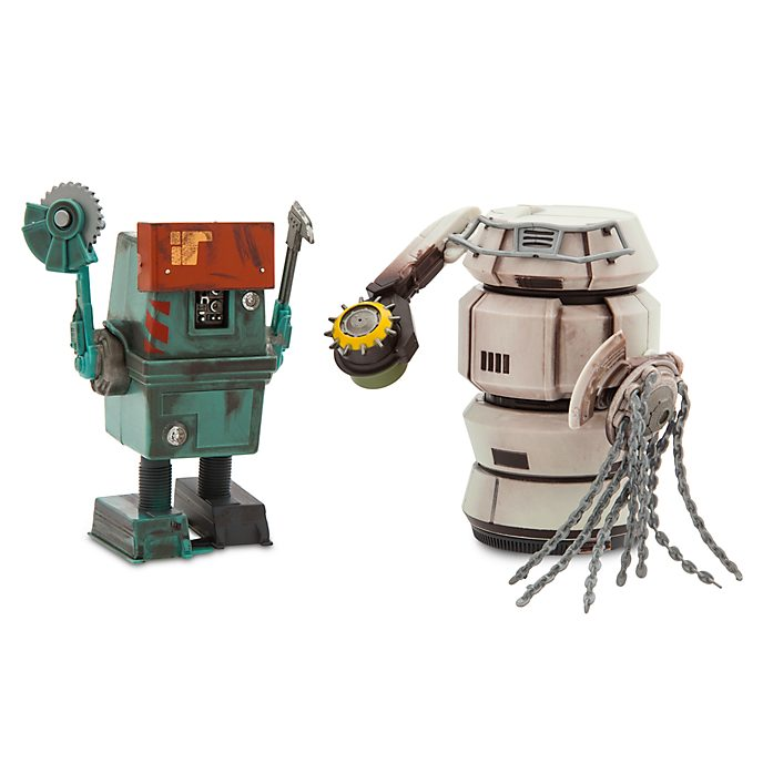 Solo: A Star Wars Story Wind-Up Fight Droids