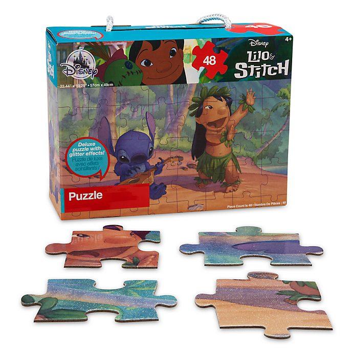 Disney Store Lilo and Stitch 48 Piece Puzzle