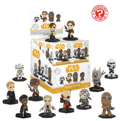 Mini personaggi a sorpresa in vinile serie Pop! di Funko, Star Wars