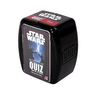 Star Wars Top Trumps Quiz with a Twist