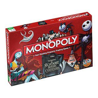 Monopoly de Pesadilla antes de Navidad