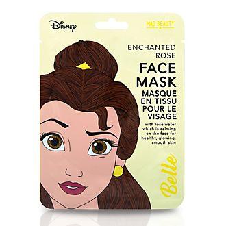 Mad Beauty maschera viso in foglio acqua di rose Belle
