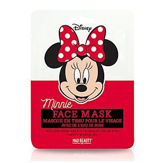 Mascarilla velo Minnie Mouse con agua de rosas de Mad Beauty