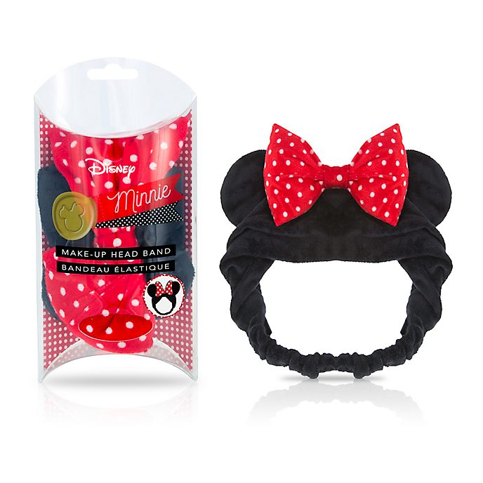Diadema de maquillaje Minnie Mouse de Mad Beauty