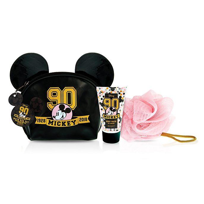 Mad Beauty Trousse de toilette Mickey Mouse,90e anniversaire