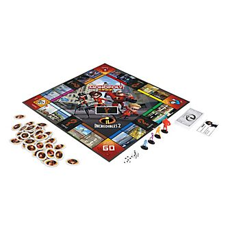 Hasbro Monopoly Les Indestructibles 2 Junior
