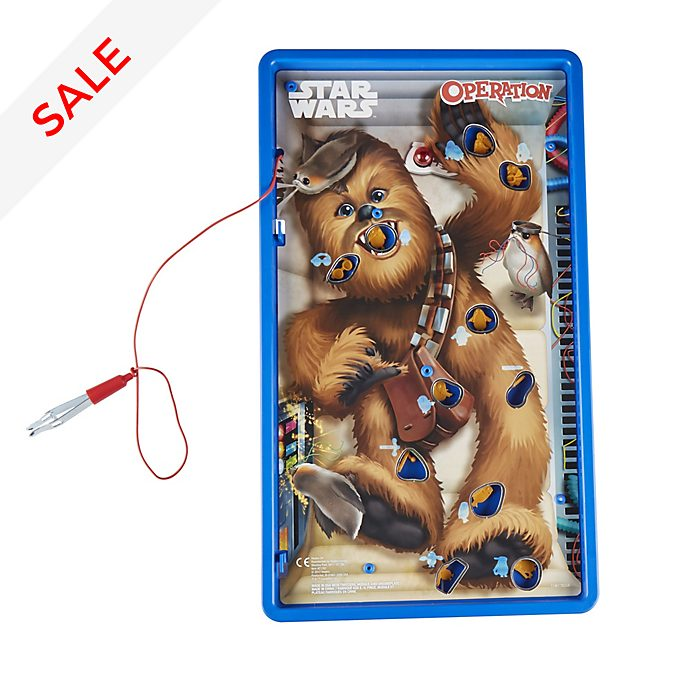 Hasbro Star Wars Chewbacca Operation Game