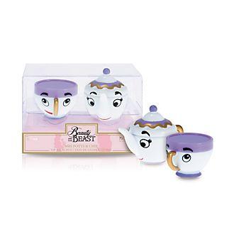 Set de 2 protectores labiales Chip y la Sra. Potts de Mad Beauty