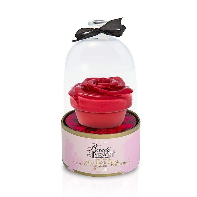 Mad Beauty Crème pour les mains Belle à la rose, La Belle et la Bête