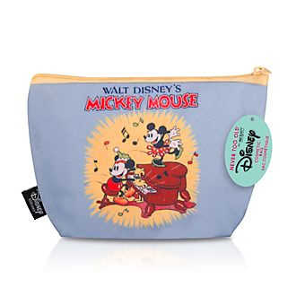 Mad Beauty Mickey and Minnie Mouse Wash Bag