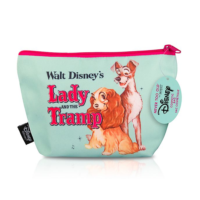 Mad Beauty Lady and the Tramp Wash Bag