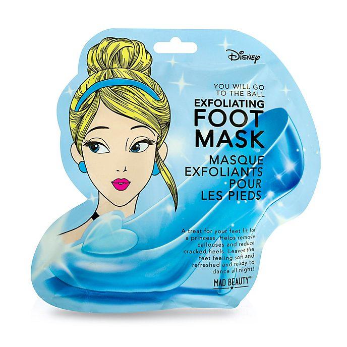 Mad Beauty Masque exfoliant pour les pieds Cendrillon
