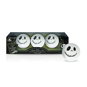 Mad Beauty Trio de galets effervescents Jack Skellington
