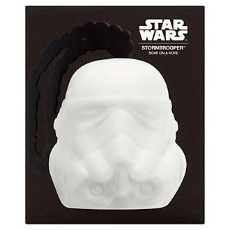 Dr Fresh Savon sur corde Stormtrooper en relief, Star Wars
