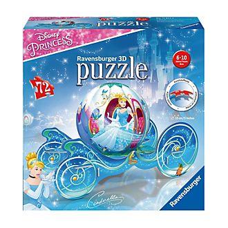 Ravensburger Puzzle 72pièces en relief Carrosse de Cendrillon