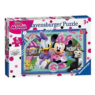 Ravensburger - Minnie Maus Happy Helpers - Puzzle mit 35 Teilen