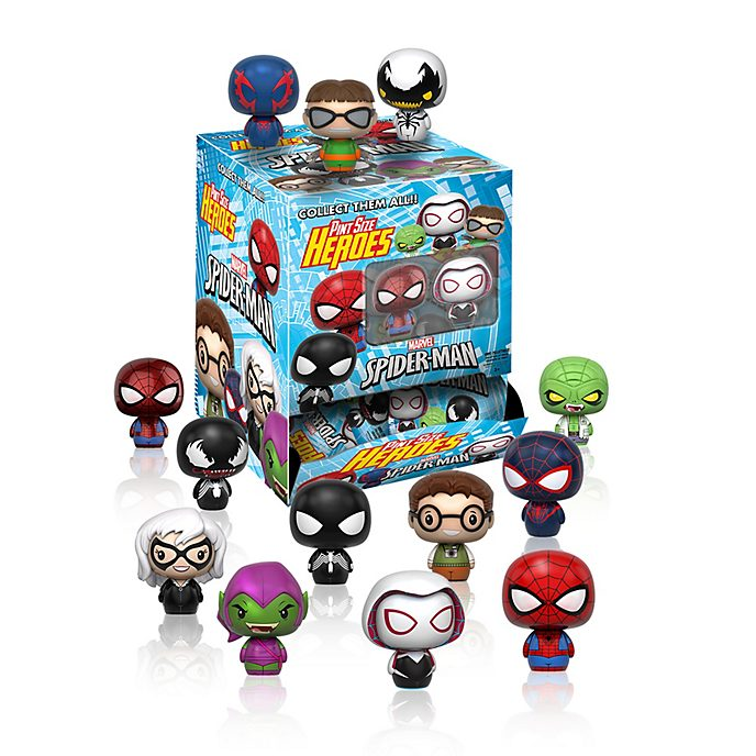 Funko Figurine mystère Spider-Man, Pint Size Heroes