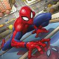 Ravensburger Spider-Man 49 Piece Puzzles, Set of 3