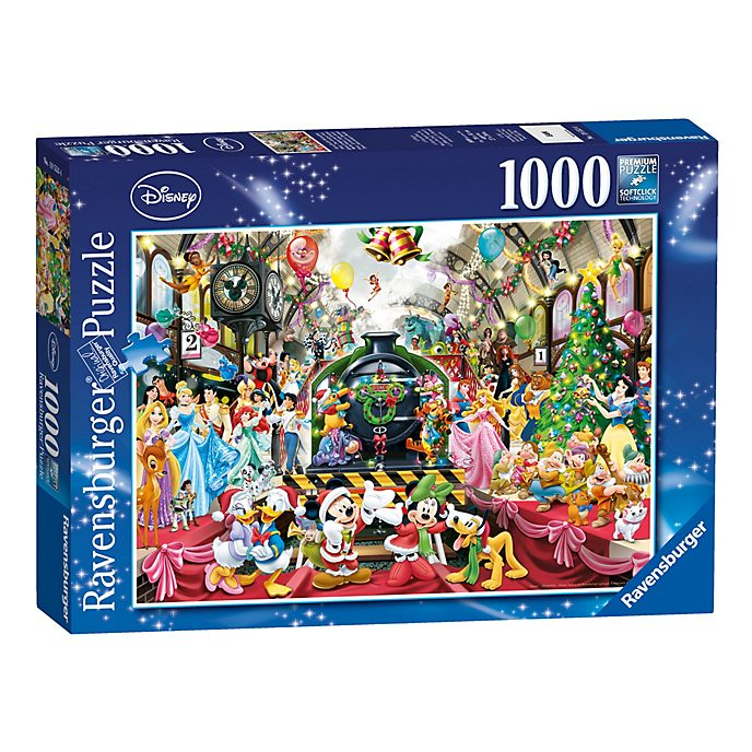 Ravensburger Disney Christmas 1000 Piece Puzzle