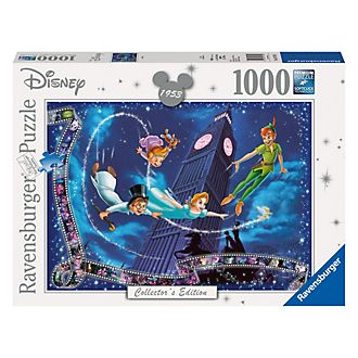 Ravensburger Puzzle 1 000 pièces Peter Pan, Disney Collector's Edition