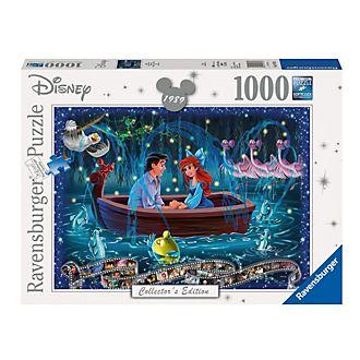 Ravensburger puzzle 1000 pezzi edizione da collezione La Sirenetta