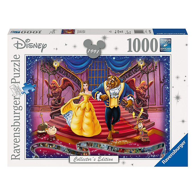 Ravensburger Beauty and the Beast Collector's Edition 1000 Piece Puzzle