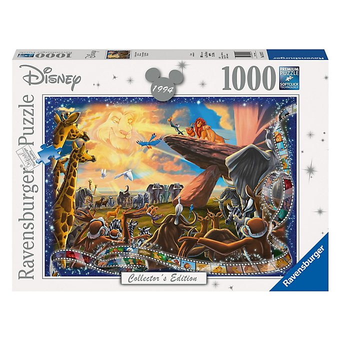 Ravensburger The Lion King Collector's Edition 1000 Piece Puzzle