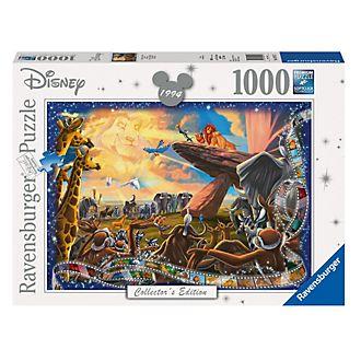 Ravensburger puzzle 1000 pezzi edizione da collezione Il Re Leone