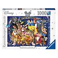 Ravensburger Puzzle 1000pièces Blanche Neige et les Sept Nains, Disney Collector's Edition