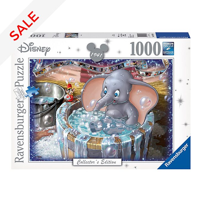 Ravensburger Dumbo Collector's Edition 1000 Piece Puzzle
