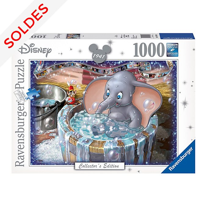 Ravensburger Puzzle 1000pièces Dumbo, Disney Collector's Edition